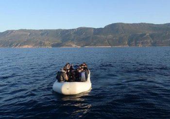 9-year-old girl dies as boat sinks near Greek island
