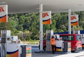 Some Auckland petrol stations run out of fuel after burst pipe