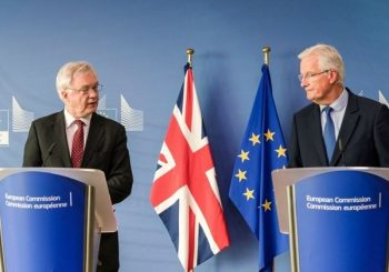 Brexit: UK leader, EU official to hold Downing Street talks