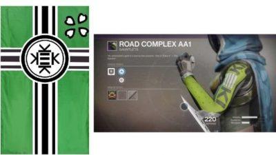 Destiny 2 apology for 'Nazi-inspired' Kekistan flag