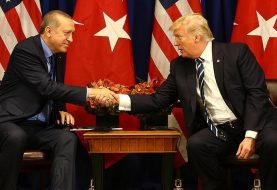 Erdogan, Trump hold talks in New York