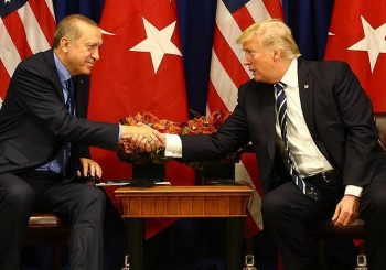 Erdogan, Trump hold talks in New York