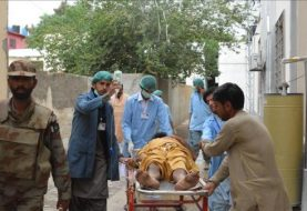 Explosion kills 5 in southern Pakistan