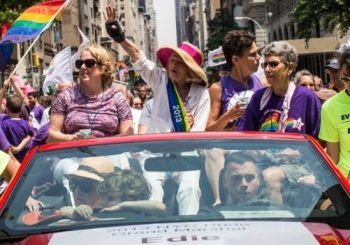 Gay rights activist Edith Windsor dies aged 88