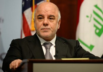 Haider al-Abadi vows to use law to control Kurds