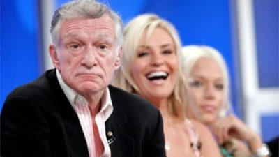 Hugh Hefner bought crypt next to Marilyn Monroe