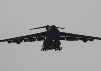 10 killed as military cargo plane crashes in DR Congo