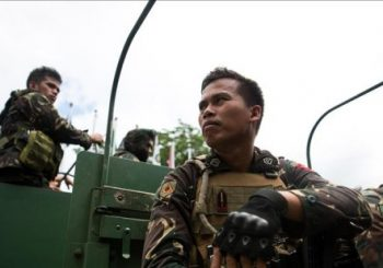 Philippine child fighters 'watched beheading videos'