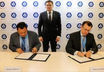 Russia, Cambodia ink nuclear cooperation deal