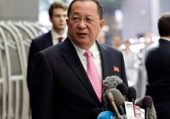 Russian foreign ministry: Working behind scenes to resolve N. Korea crisis