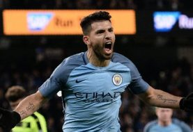 Man City striker Aguero injured in Dutch car crash