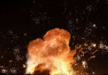 Ukraine depot explosions giant blow to combat capability