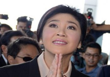 Ex Thai leader sentenced in absentia to 5 years in prison