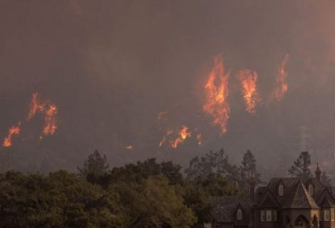 Scores missing in deadly California fires