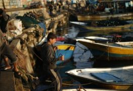 Expansion of Gaza fishing zone 'pointless PR stunt'