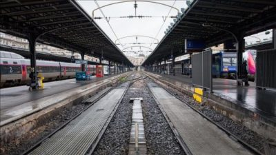 France hit by major public sector strike