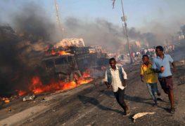 Mogadishu truck bombing death toll jumps to 358