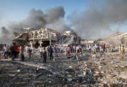Mogadishu truck bombing death toll rises to 276