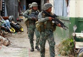 Philippine troops successful against Daesh terrorists