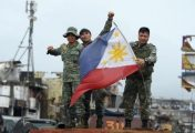 Philippines city freed from militants