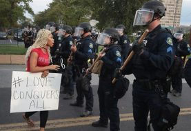 St Louis police arrest 307 protesters in 18 days