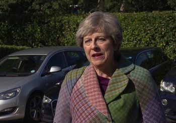 Theresa May: I have full support of cabinet