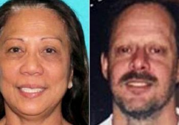 Las Vegas shooting: Paddock's girlfriend denies knowledge of attack