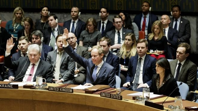 US will take names at UN Jerusalem vote