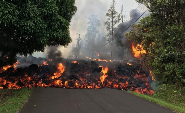 Explosive Eruption At Hawaii Volcano Updated News