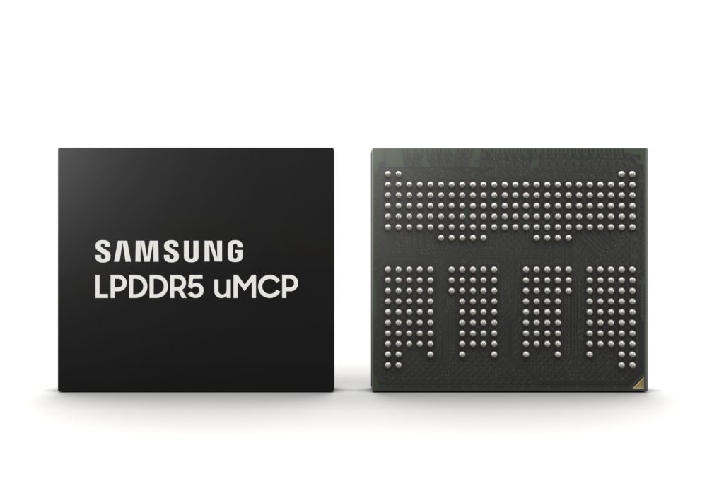 LPDDR5 Chip